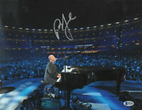 BILLY JOEL SIGNED AUTOGRAPH 11X14 PHOTO BECKETT BAS COA AUTHENTIC 17 PIANO MAN