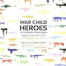 U2/BOB DYLAN/PAUL MCCARTNEY/THE RAMONES/+ - WAR CHILD-HEROES VOL.1  CD POP NEW+
