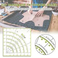 Sewing Ruler Accurate Durbale Acrylic Quilting Ruler DIY Hand Patchwork Ruler