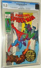 Amazing Spider-Man #97 CGC 9.0