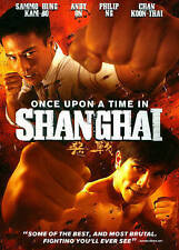 Once Upon a Time in Shanghai NEW DVD  Philip Ng Buy 2 Items-Get $2 OFF