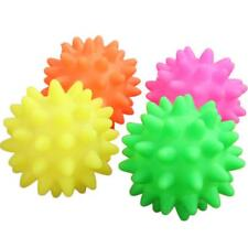 Pet Dog Toy Rubber Ball Chew Sound Squeaker Squeaky Cute Training Cat Bite Play
