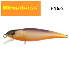 MegaBass FX6.6 JAPANESE REAL BAIT bream,trout lure 6.6; Rolling Mango
