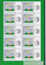 FRANCE 2006 ANNIVERSAIRE BABAR PERSONNALISE FEUILLE 10 TIMBRES YT F3927A