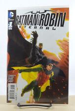 BATMAN & ROBIN ETERNAL #1 1:50 MIKEL JANIN VARIANT COVER DC COMICS NEW 52 2015