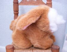 Stuffed Bunny Rabbit Costume for Porcelain Baby Doll Head - Add Your Doll Head!