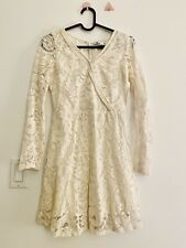 ladies hollister lace dress size Xs