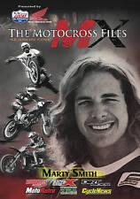 The Motocross Files: Marty Smith (DVD, 2013)