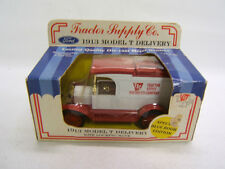 ERTL 1913 Ford Model T Tractor Supply Coin Bank Die Cast 1/25 MIB Special Edtn