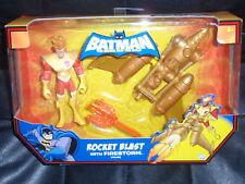 Batman The Brave and The Bold ROCKET BLAST FIRESTORM