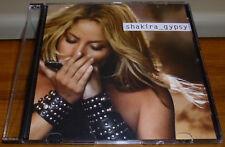 SHAKIRA - GYPSY -  Promo Cd -