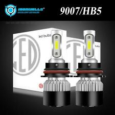 9007 HB5 LED Headlight 1800W Bulbs Kit High Low Beam for Nissan Frontier 2001-19