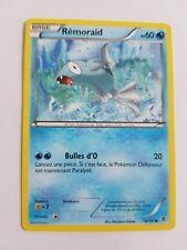 Rémoraid Noir et Blanc Explosion Plasma 18/101 Carte Pokemon Française commune