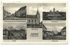 Gelsdorf (Ahrweiler )*5 Ansichten *Ortspartie, Burg, Lebensmittelladen u.a.