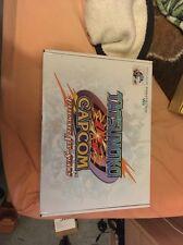 Tatsunoko VS Capcom Arcade Fightstick Mad Catz Nintendo Wii Nueva Ultra Raro