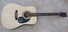 Lindsey Buckingham Fleetwood Mac Signed Autographed Guitar PSA Guaranteed