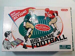 Vintage SCHYLLING COLLECTORS  Big Game Football