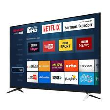 Sharp 60 inch Smart TV 4K UHD Large Television LED Wifi Internet Freeview HD