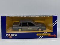 Corgi Volvo 760 Turbo Saloon Diecast C435/1 1:36 Made In GB 1986