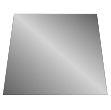 Polarisationsfolie lineal 0 º/90 º | 200 x 200 x 0,4 mm | polarizador tipo st-38-40