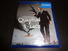 QUANTUM OF SOLACE-007 must stop man wanting to get all natural resources-Blu Ray