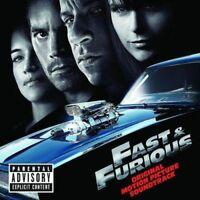Colonna Sonora - Fast And Furious 4 Nuovo CD