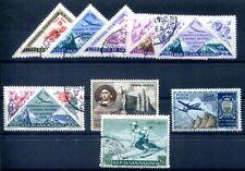 SAN MARINO 1952 484-490, 501,512 gestempelt gute WERTE 190€(D4578