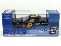 Rusty Wallace #2 Miller NHOF Hall Of Honor 1994 Ford, NASCAR 1/64 Die-Cast 2013