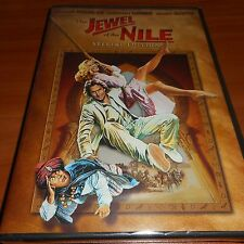 The Jewel of the Nile (DVD, 2006, Widescreen Special Ed.) NEW Michael Douglas