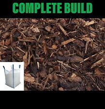 Rolawn Landscaping Bark Chippings Bulk Bag 1m³