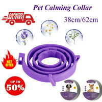 Pet Calming Collar Anxiety Stress Reduction Collar for Pacify Cats or Dogs Calm`