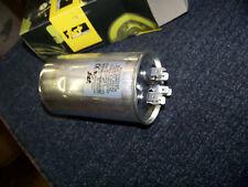 Fast HVACR Parts Round Dual Run Capacitor 45+5 MFD 440 VAC F87074554R New