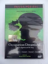 OCCUPATION: DREAMLAND Viaggio Organizzato in Iraq Film DVD