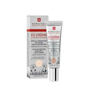Erborian CC Cream Clair 15mL / 45mL ( High Definition Radiance Face Cream )