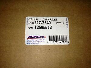 New Throttle Body Chevy Colorado, Canyon, Cobalt, ACDelco 217-3349 GM 12565553