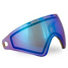 Bunkerkings VIO CMD Paintball Goggle / Mask Replacement Lens - HD Azure