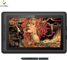 XP-Pen Artist15.6 Ips Drawing Monitor Pen Display Graphic Tablet Digital With