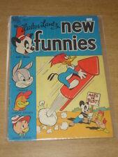NEW FUNNIES #149 VG- (3.5) ANDY PANDA WOODY WOODPECKER DELL COMICS JULY 1949