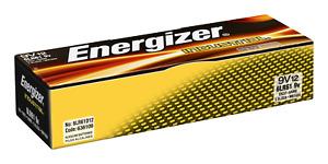 12x 6LR61 Energizer Industrial 9V E-Block 6LR61 MN1604 6AM6 6LR61 Transistor