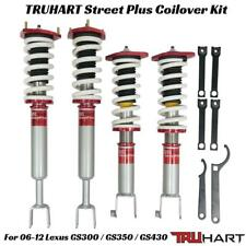 TRUHART StreetPlus Coilovers Kit For 06-12 Lexus GS300 GS350 GS430 RWD TH-L803