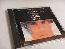 Original Soundtrack : Born on the 4th of July [Us Import] CD with inlay (1999)