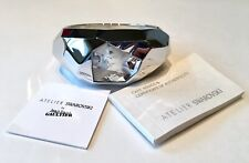 Atelier Swarovski Jean Paul Gaultier M Reverse Bracelet Bangle 5243748 LAST ONE!