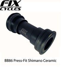 UNITi Press Fit BB86 Ceramic Bottom Bracket Shimano Race Face Road Push Fit