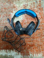 Sennheiser GSP 300 Gaming Headset - Black/Blue