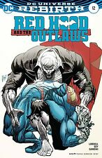 RED HOOD AND THE OUTLAWS #12 MARCH VARIANT REBIRTH DC COMICS NEAR MINT 7/12/17