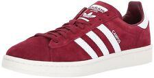 Мужские кроссовки Adidas Originals кампус кроссовки-бордовый/белый-F97245