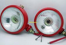 Massey Ferguson Head Light / Lamp 1035, 35 Set RH & LH RED
