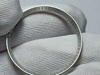 NEW BRUSHED SILVER CHAPTER RING WITH LASER ETCHED MARKER SKX007 SKX009 SKX011