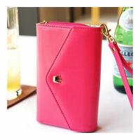 Damenbörse Geldbörse Brieftasche Mini Handtasche Clutch Handy Krone Portemonnaie