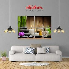 SPA Centro Benessere POSTER GIGANTE 131x91cm Stampa FINE ART Wall Print HR RELAX